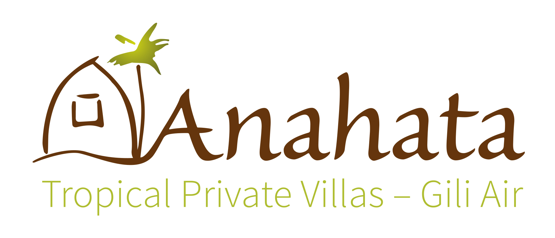 Anahata - Tropical Private Villas - Gili Air